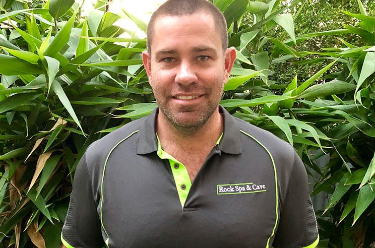Trent Lewis | Pool Builder
